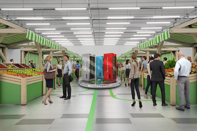 Die neuen Eco-Systeme bieten dank horizontaler Vernetzung eine Basis für kooperative Modelle